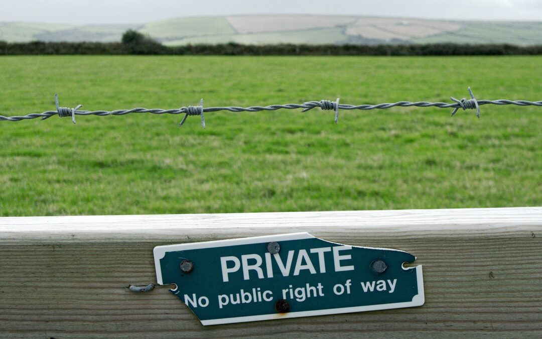 How Property Owners Should Deal With A Boundary Dispute